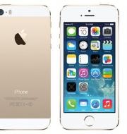 Iphone 5S Vàng 16GB